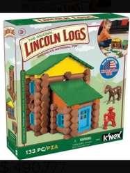Lincoln Logs Original 100 Usa