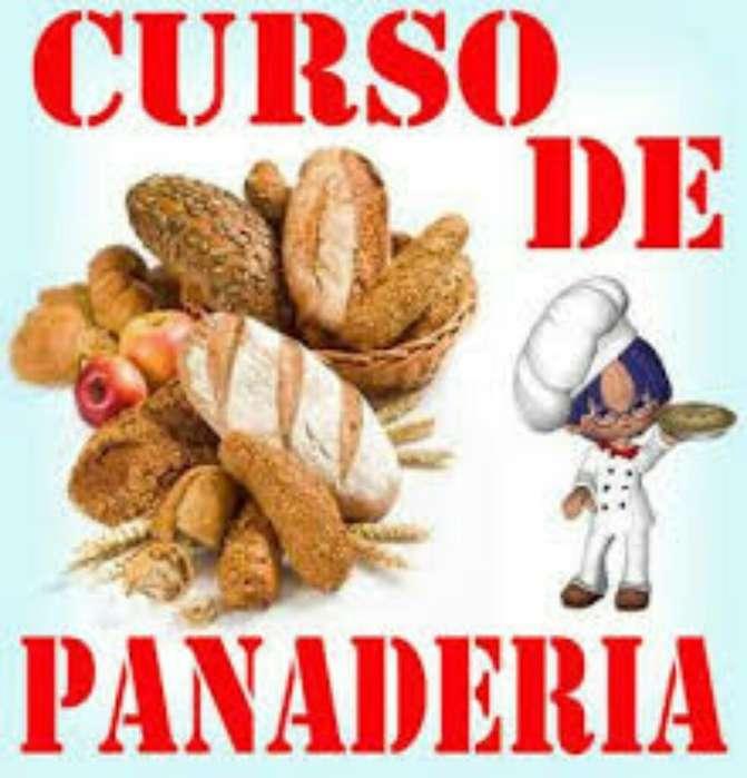 Clases de Panaderia,pasteleria Domicilio