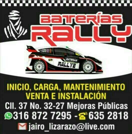 Baterías 24 Horas Bucaramanga! Domicilio GRATIS! Whatsapp 3168727295! Tel: 6352818