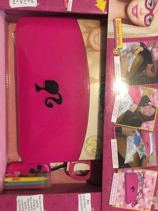 Barbie Gorgeous <strong>laptop</strong>