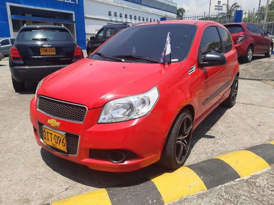 Chevrolet Aveo Emotion 2012 - 81490 km