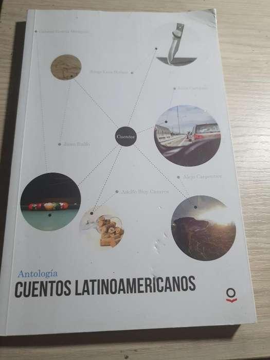 Se Vende Libro Cuentos Latinoamericanos