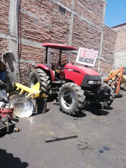 Vendo Un Hermoso Tractor en Riobamba