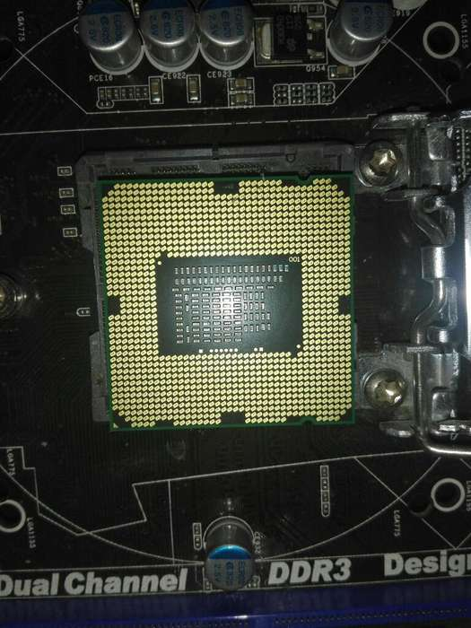 Procesador Intel Core I 3 2100 3.1 Ghz