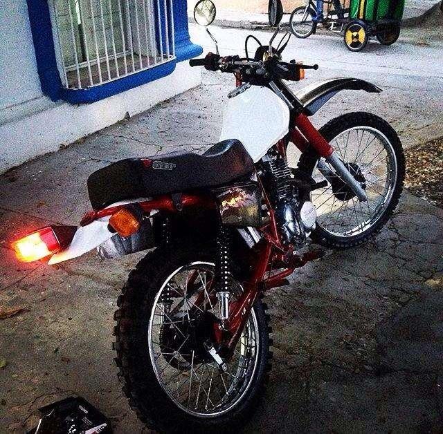 Honda Xl 185Cc Japonesa