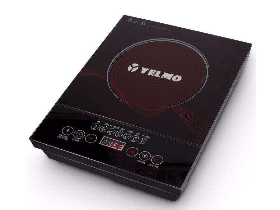 ANAFE ELÉCTRICO INFRARROJO YELMO 2000W AN 9901/GARANTÍA OFICIAL/TENEMOS LOCAL