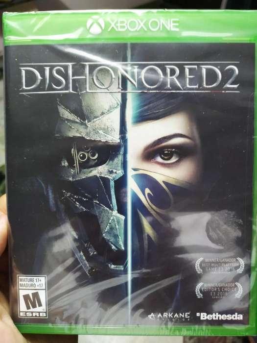 Juego Original para Xbox One