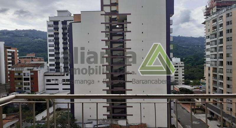 Arriendo Apartamento Carrera 39 #46 -124 /132 Apartamento 110 Bucaramanga Alianza Inmobiliaria S.A.