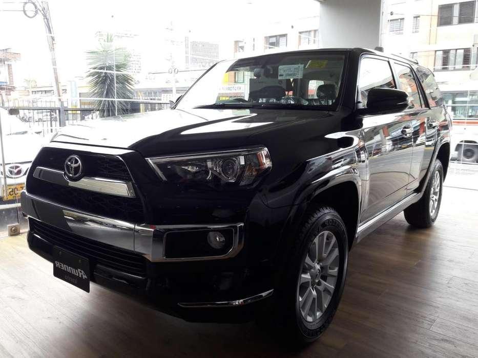 Toyota 4Runner 2020 - 0 km