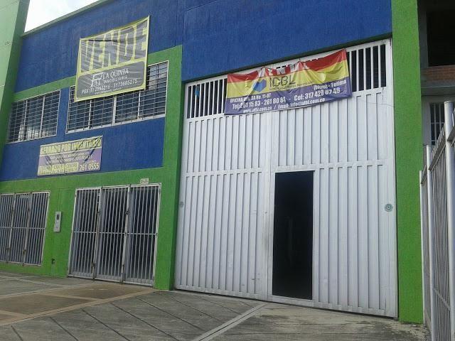 VENTA DE BODEGAS EN SALADO IBAGUE IBAGUE 71135923