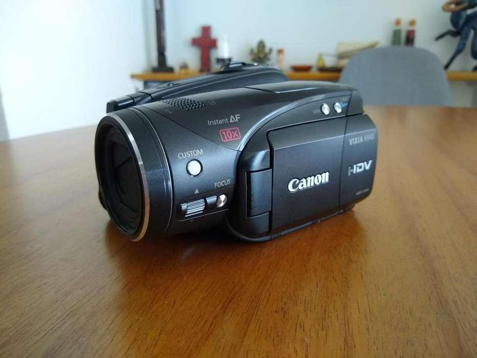 Canon Vixia Hv40 Camcorder Alta Definición
