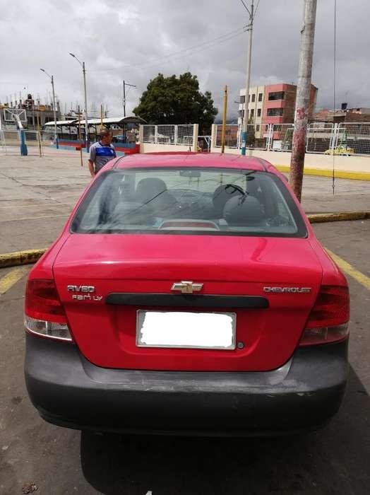 Chevrolet Aveo Family 2010 - 8125 km