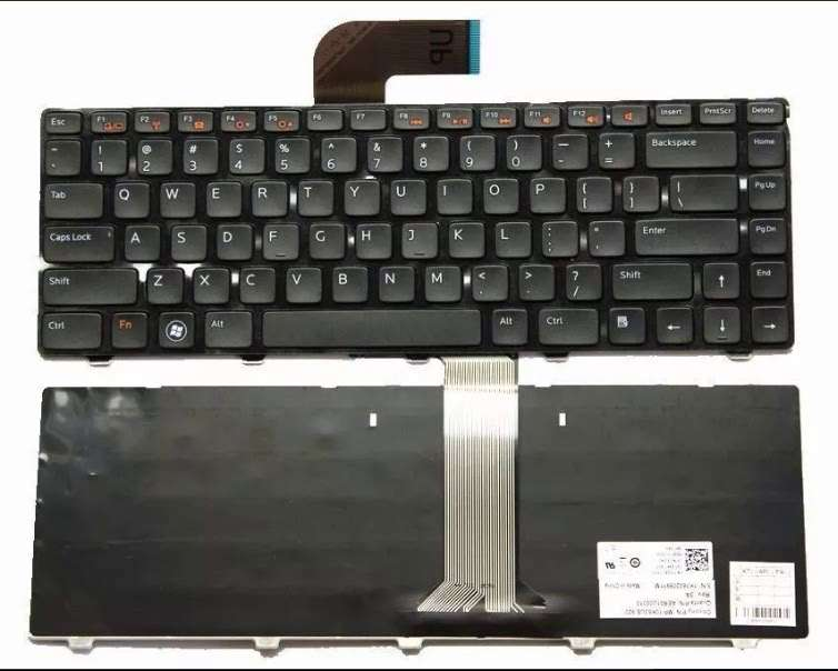 Teclado Dell para portatil