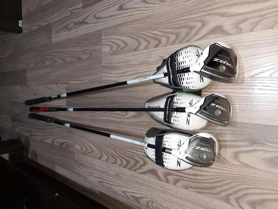 Maderas de <strong>golf</strong>