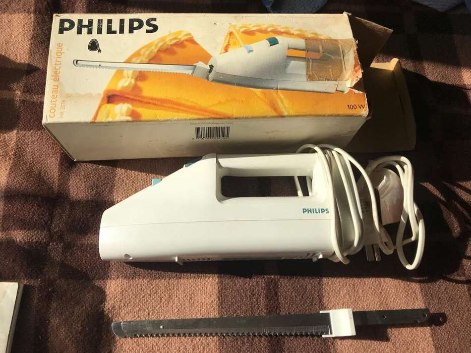 Cuchillo Electrico Philips