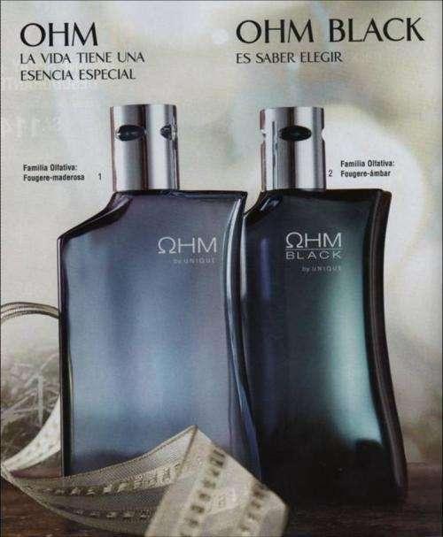 perfume ohm de unique