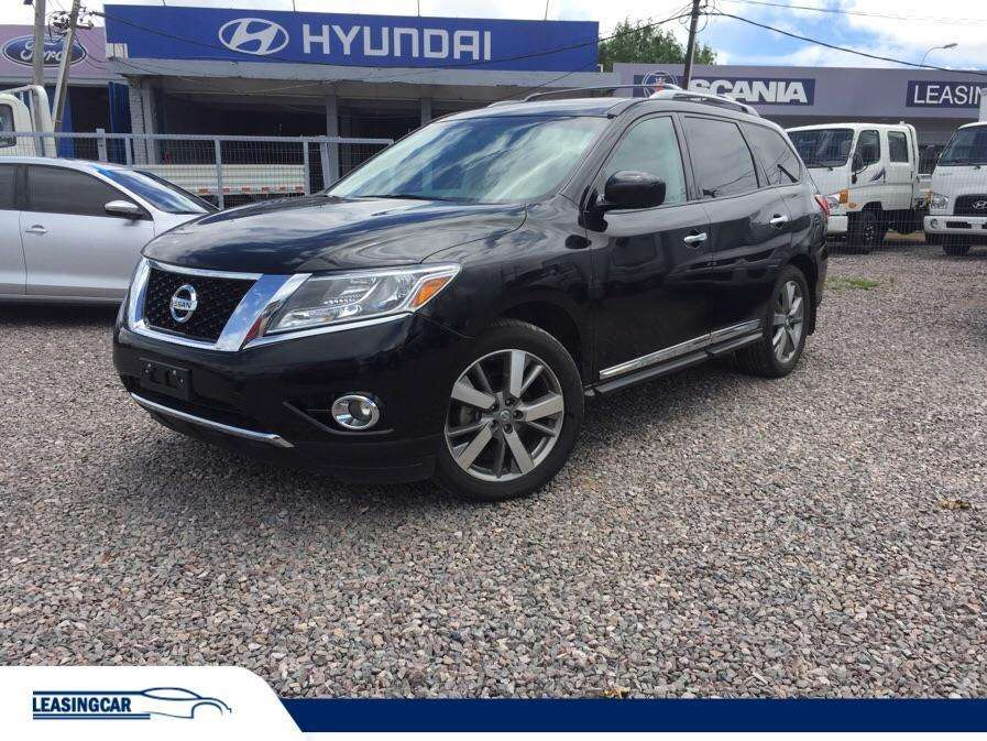 <strong>nissan</strong> Pathfinder 2014 - 102000 km