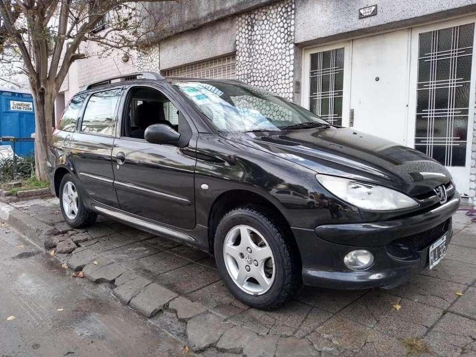 Peugeot 206 SW 2008 - 168000 km