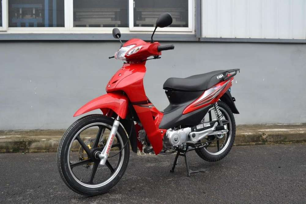 MOTO JINCHENG MODELO JC 110-2 - SEMIAUTOMATICA.