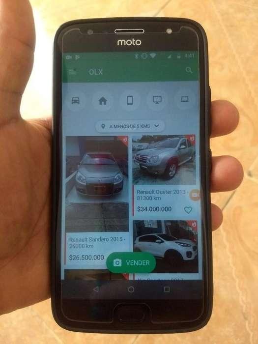 Vendo O Cambio Mi Moto G5s Plus <strong>barato</strong>