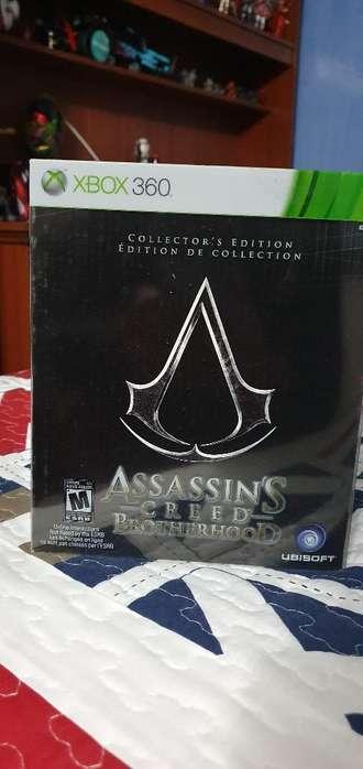 Assassins Creed Brotherhood Colector