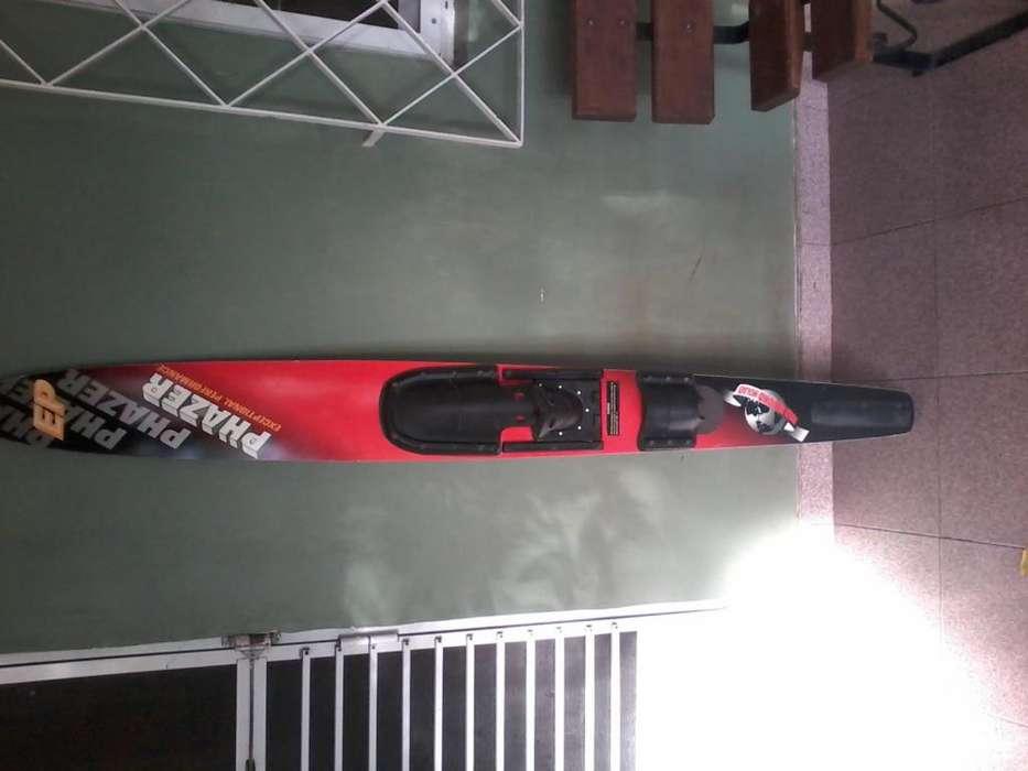 Tabla de ski nueva para ambos pies