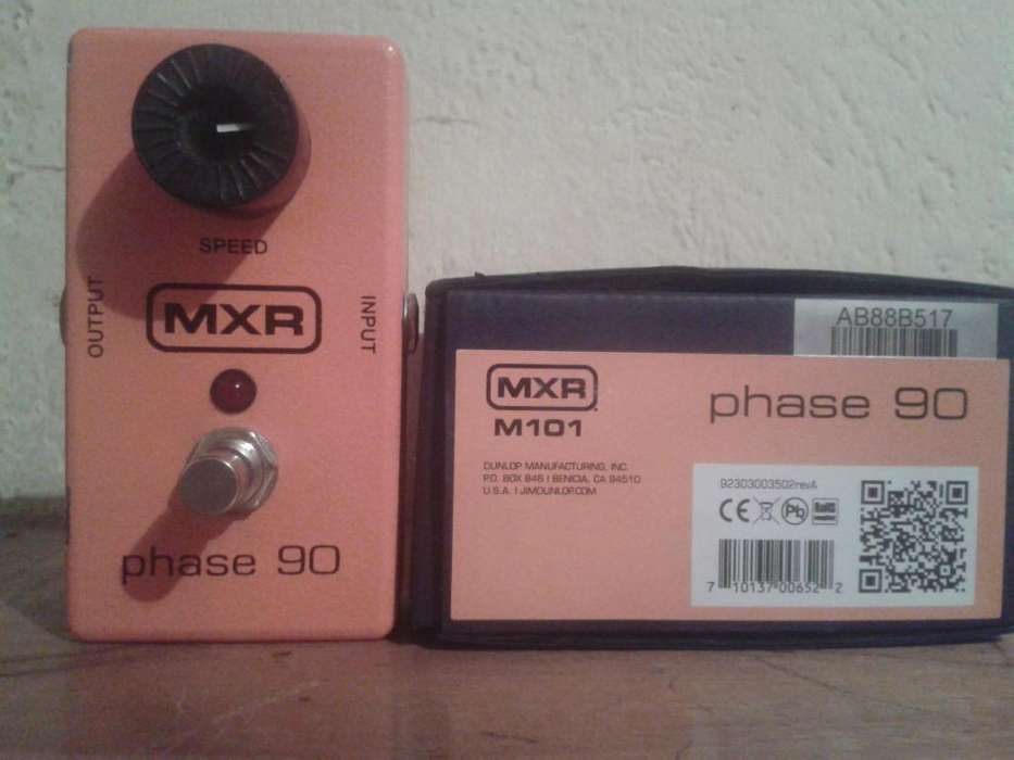 <strong>pedal</strong> MXR phase 90