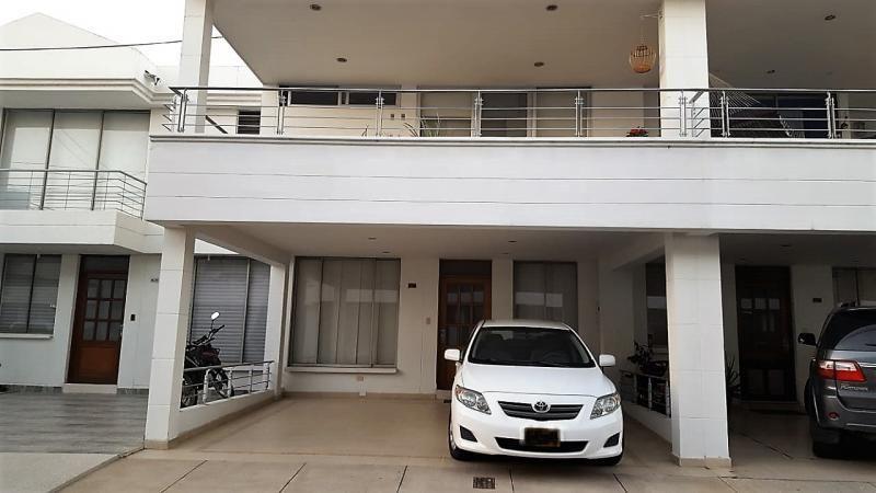 Casa Condominio En Venta En Cúcuta Conjunto Villa Real Cod. VBVVP-121