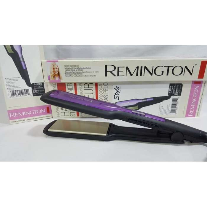 Plancha Remington Original 5520