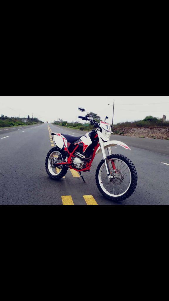 MOTOCROS FACTORY BIKE