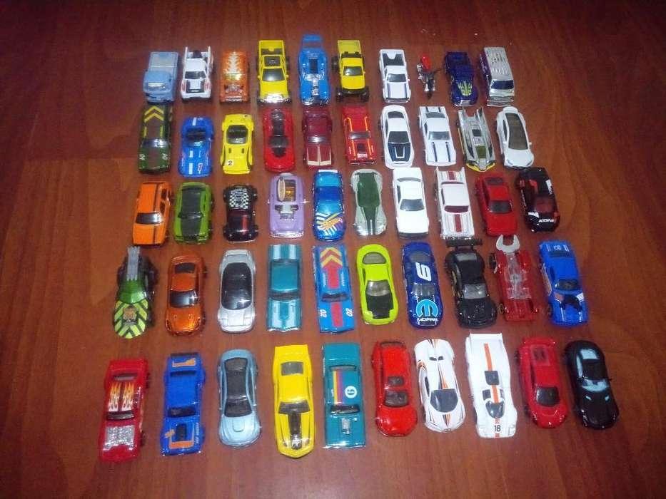 50 Autos 1/64 Hot Wheels Matchbox