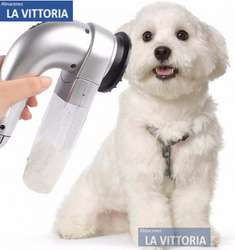 Aspiradora De Pelos Para Mascotas Ideal Para Perros Gato Etc