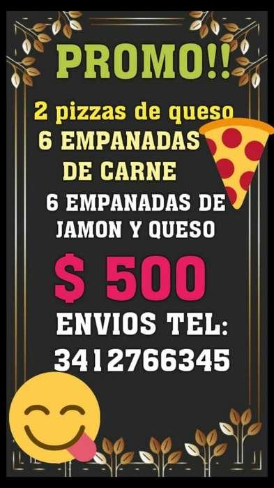 Pizza Y Empanadas