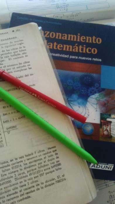 Dicto Clases Particulares de Matematicas