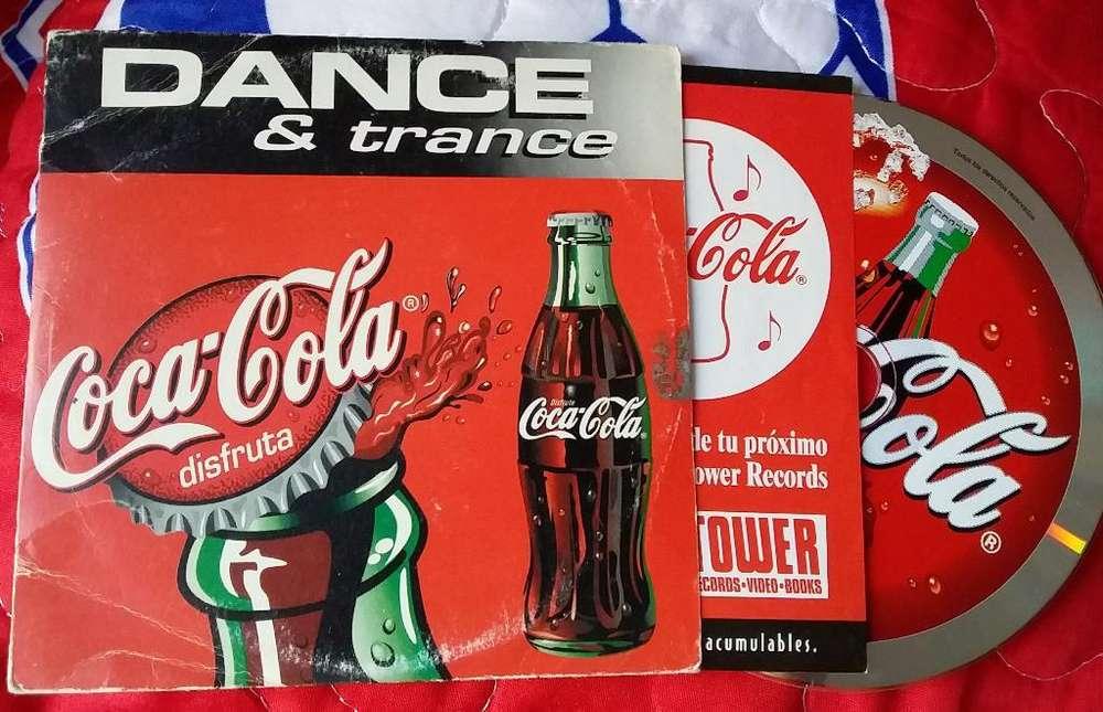Cd Original Dance Y Trance 3016027484