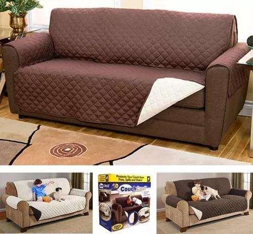 Protector Para Sofas Muebles Mascotas Couch Coat Revercible