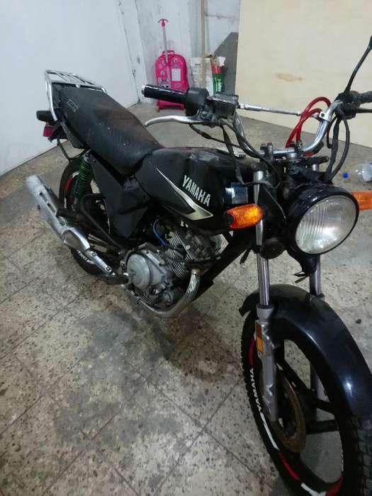 Vendo <strong>yamaha</strong> Yb 125 Año 2011