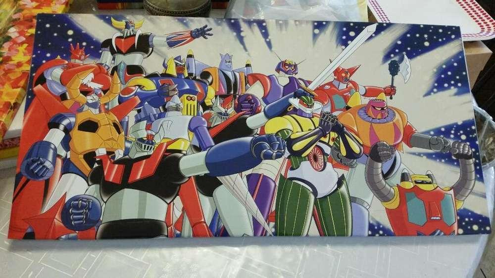 Cuadros Decorativos Medianos 80 X 40 Cm