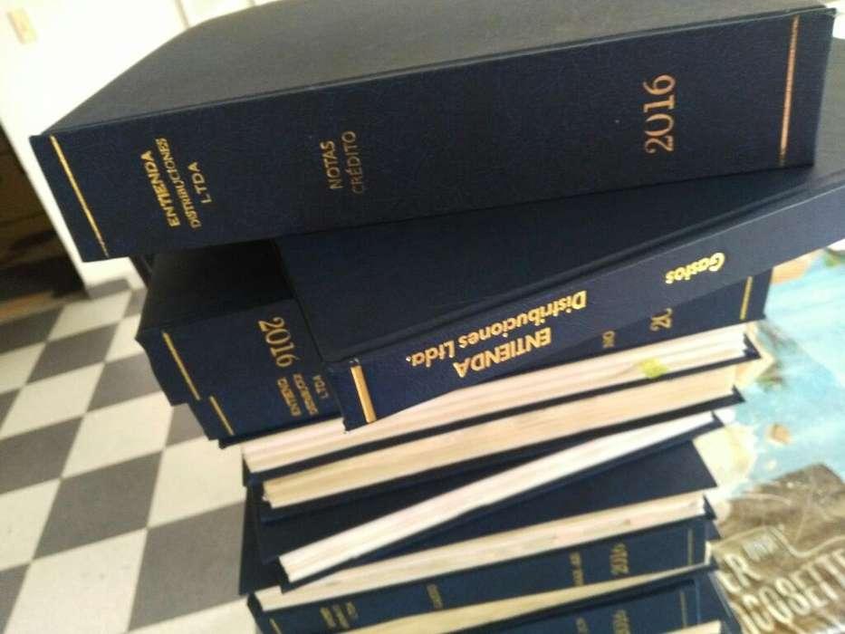 Empaste de Todo Tipo de Libros