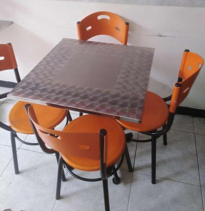 Juegos de <strong>mesa</strong> de acero inoxidable comunicarse al 3008777509
