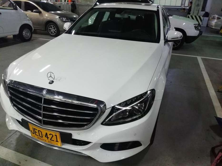 <strong>mercedes-benz</strong> Clase C 2017 - 5686 km
