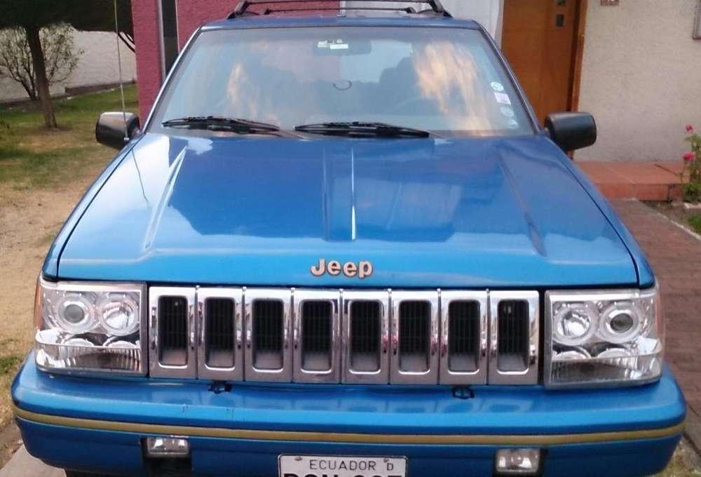 JEEP GRAND CHEROKEE 1995 - 398000 km