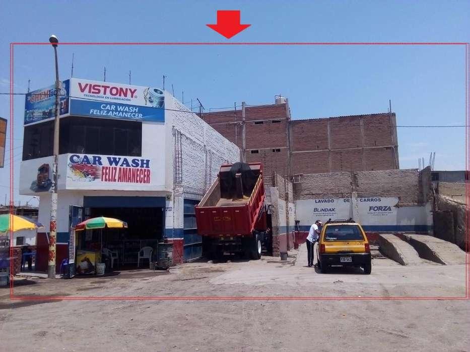 CHICLAYO - VENDO CAR WASH (LAVADERO), OFICINAS Y CASA ENTRE AV. AGRICULTURA Y BUENOS AIRES