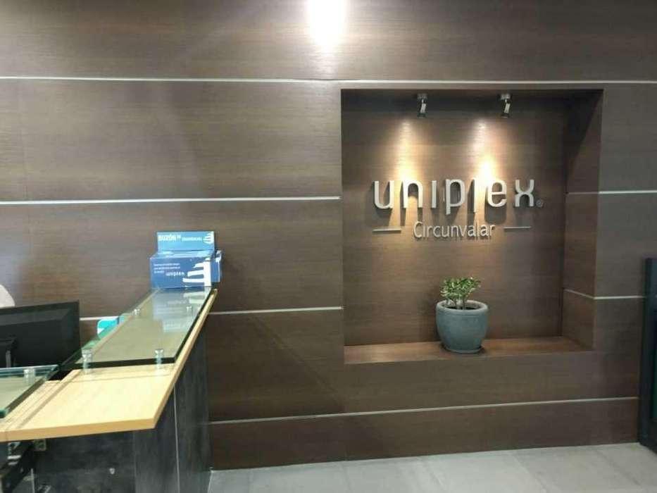 Oficina en alquiler en C.E. Uniplex 9334 - wasi_1318317