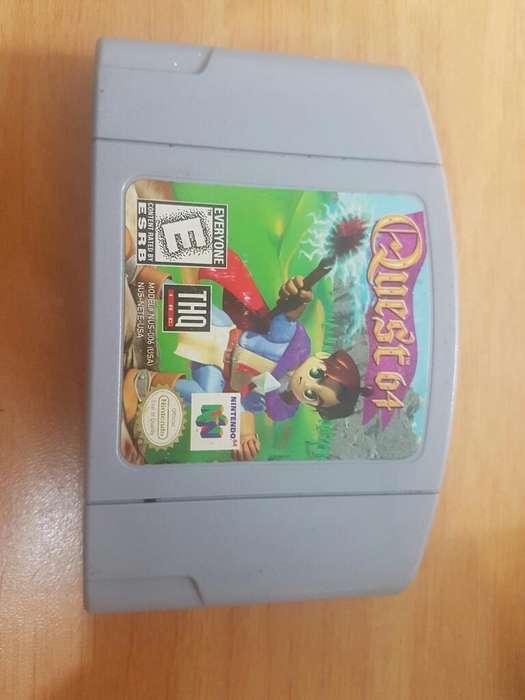 Quest 64 Nintendo