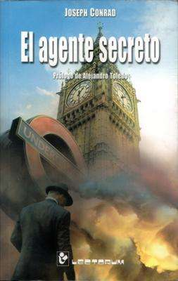Libro: El agente secreto, de Joseph Conrad [novela de espionaje]