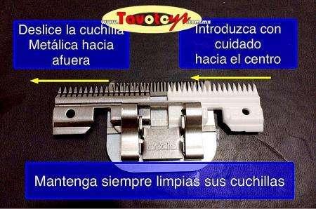 Cutter de Ceramica Par Cuchillas Andis