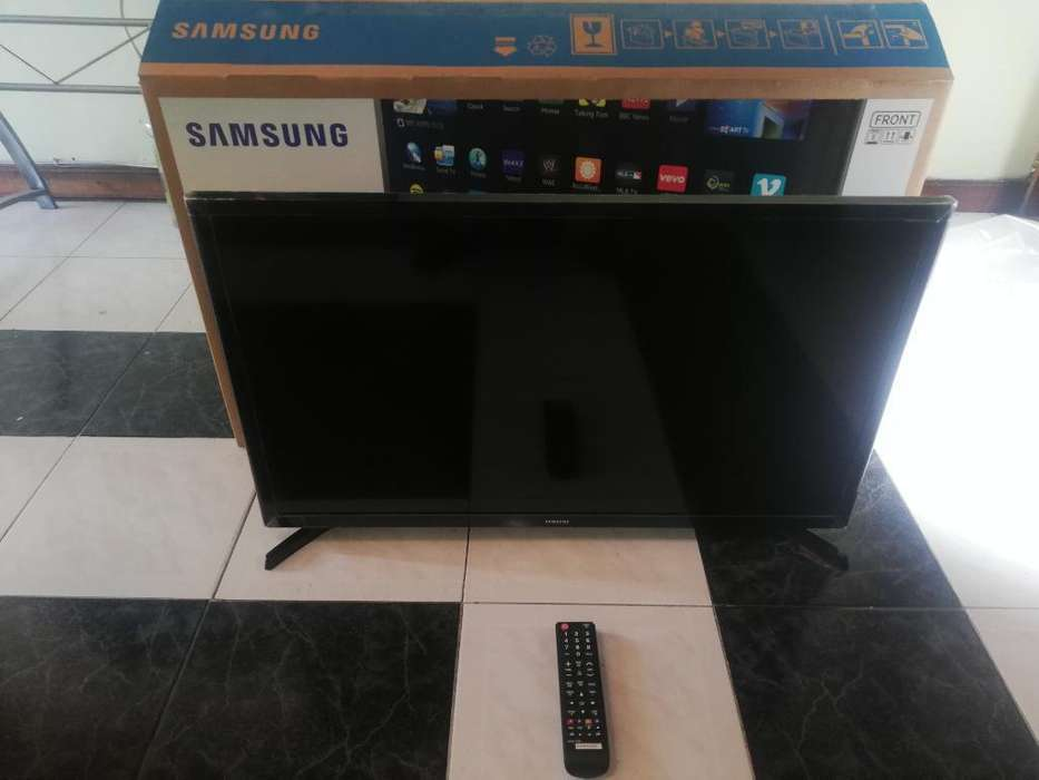 Vendo Tv Samsung 32 Pul Smart