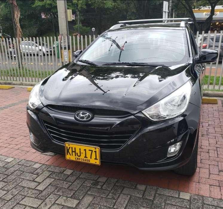 Hyundai Tucson ix-35 2011 - 99500 km
