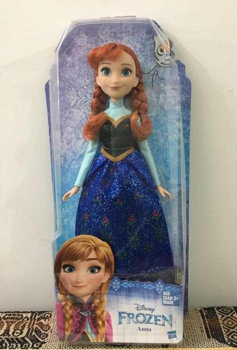 """Muñeca Frozen """"Anna"""""""